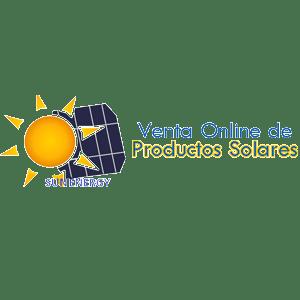 Logo SunEnergy, empresa distribuidora de productos NEP,
